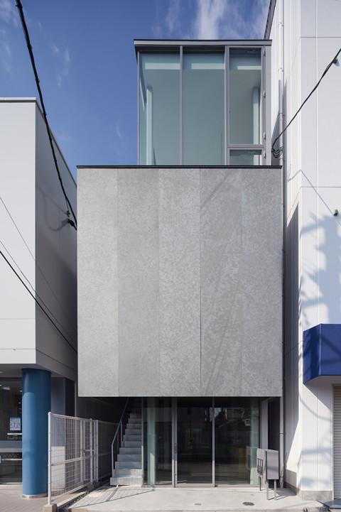 淡路の碁会所ビル |榊原節子建築研究所