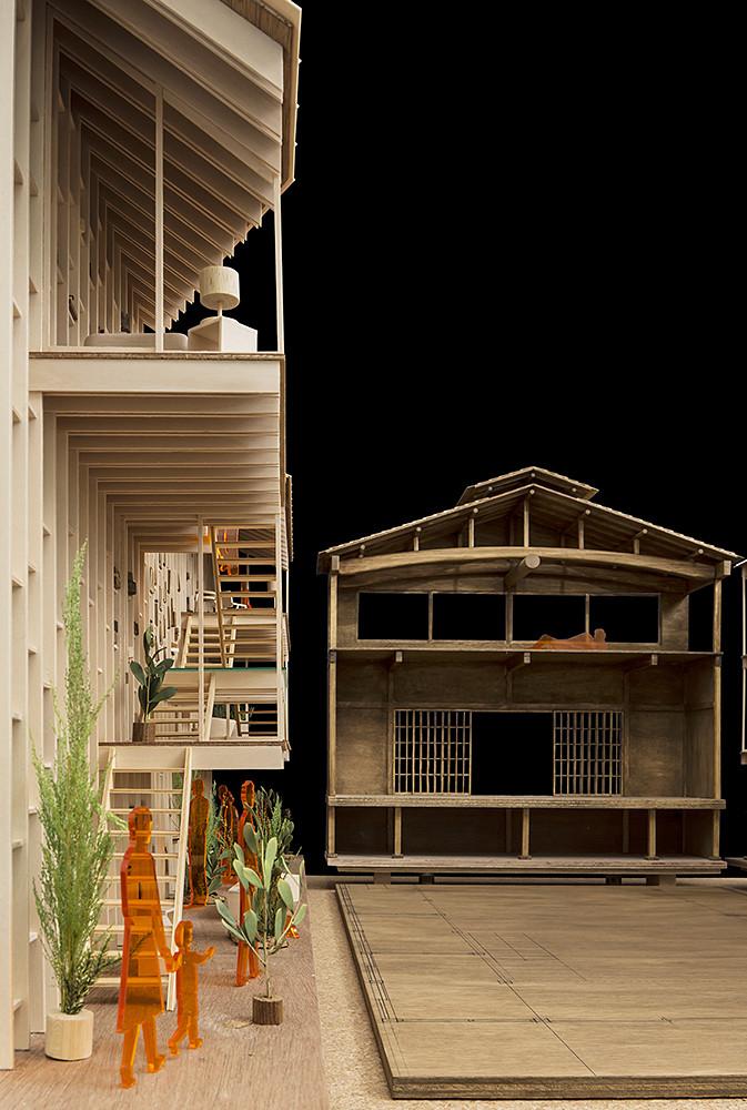 ブックエンドの家|榊原節子建築研究所