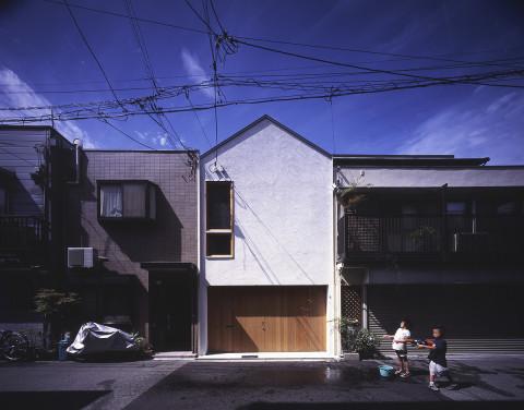 福島の長屋|榊原節子建築研究所
