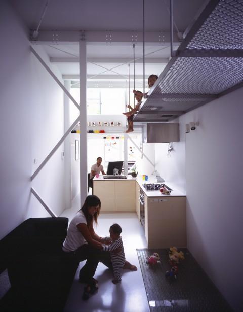 中崎の家|榊原節子建築研究所
