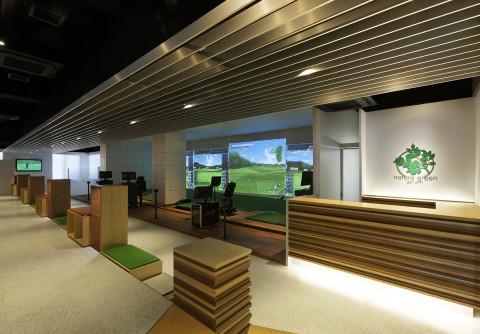 natura green golf club 六甲道|榊原節子建築研究所