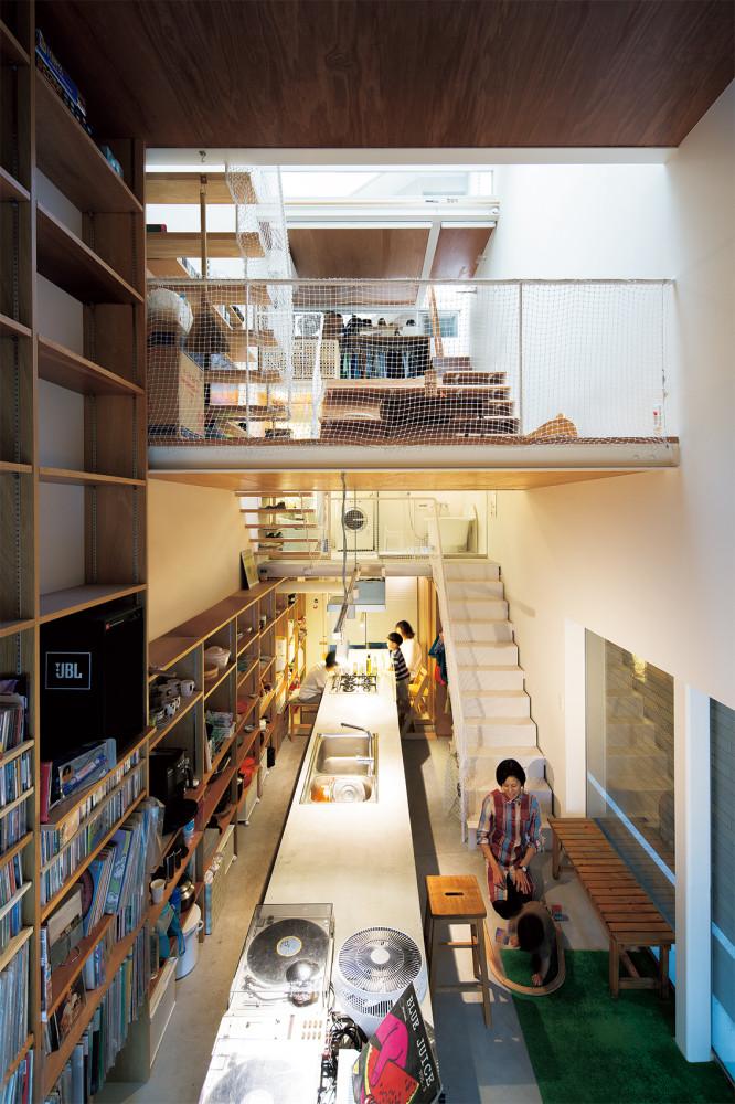 六甲道の家|榊原節子建築研究所