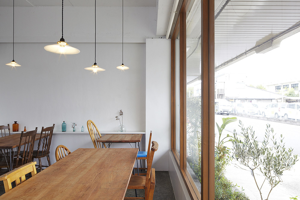 cafe slow|榊原節子建築研究所