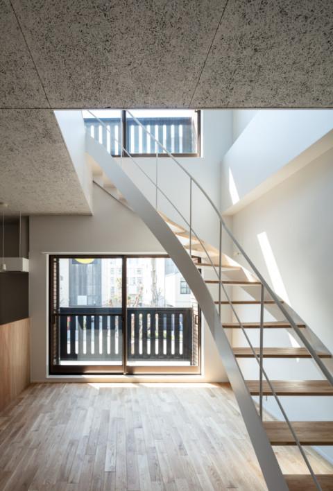 UEHOMMACHI CLASSO4/コンバージョン/榊原節子建築研究所